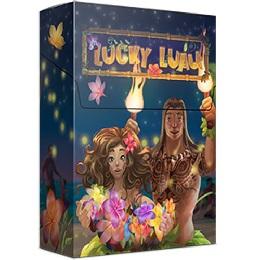 Lucky Luau Card Game