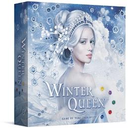 Winter Queen Board Game