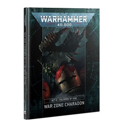 Warhammer 40K: War Zone Charadon: Act II: The Book of Fire 40-17