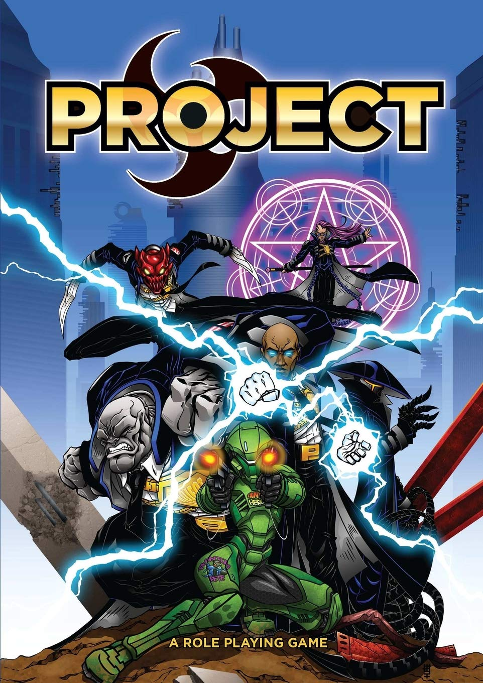 Project: A Roleplaying Game - Used