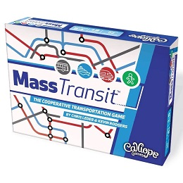 Mass Transit Card Game