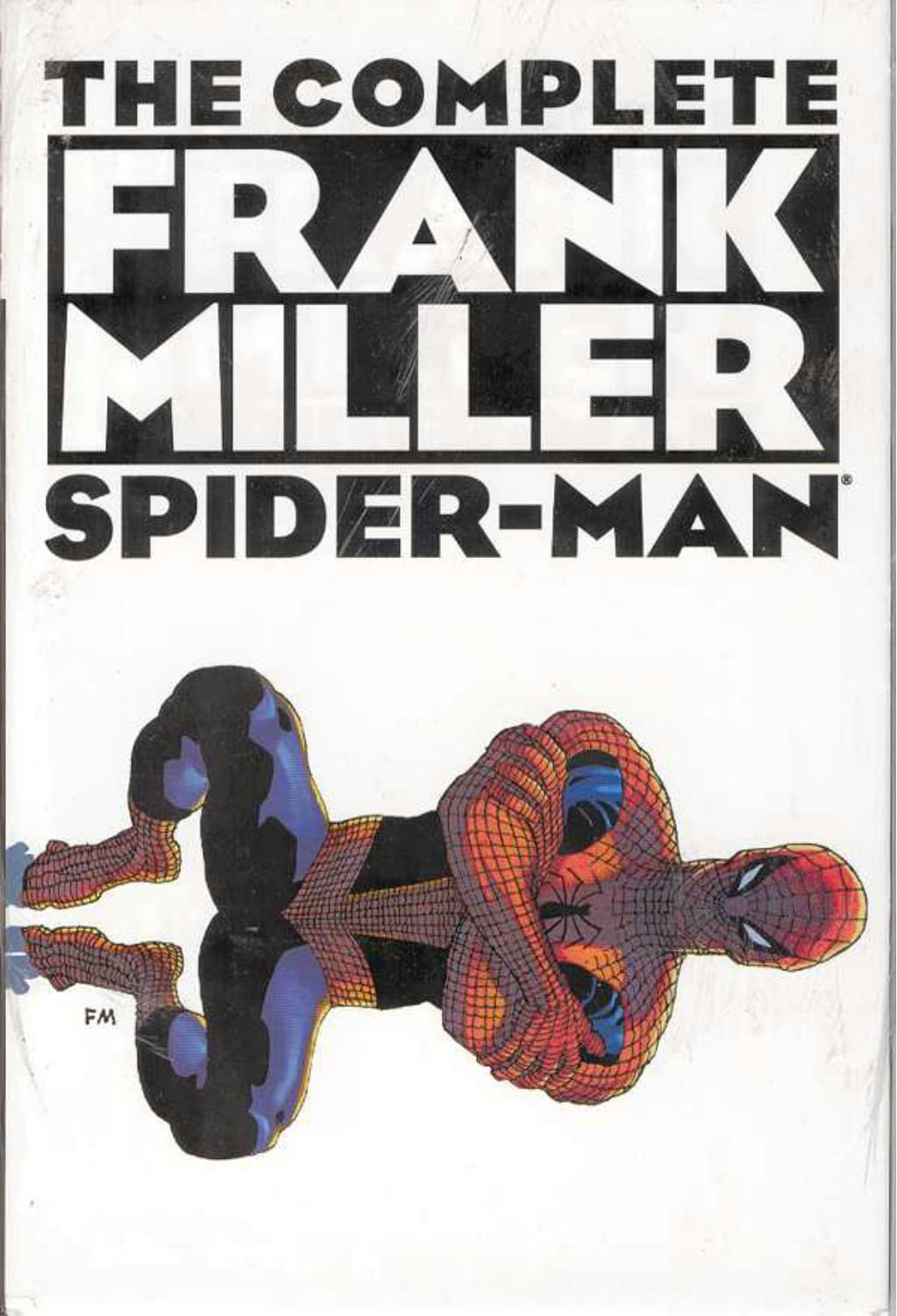 The Complete Frank Miller Spider-Man HC - Used
