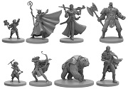 Critical Role: Vox Machina Miniatures