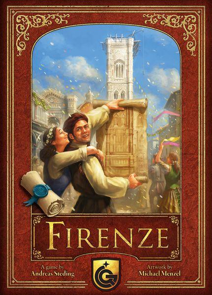 Firenze Card Game