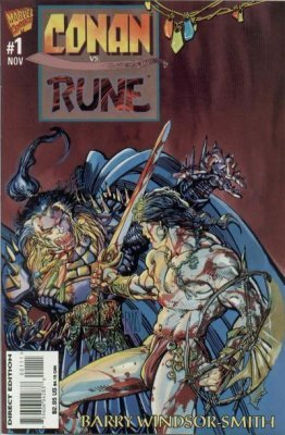 Conan vs. Rune (1995) no. 1 One Shot - Used