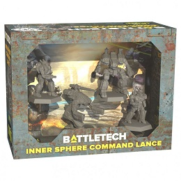 Battletech: Inner Sphere: Command Lance: Force Pack