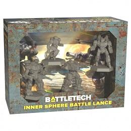 Battletech: Inner Sphere: Battle Lance: Force Pack