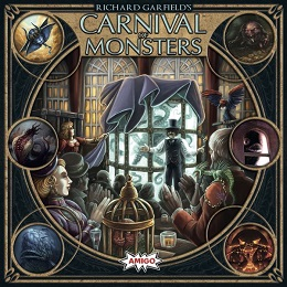 Carnival of Monsters Board Game