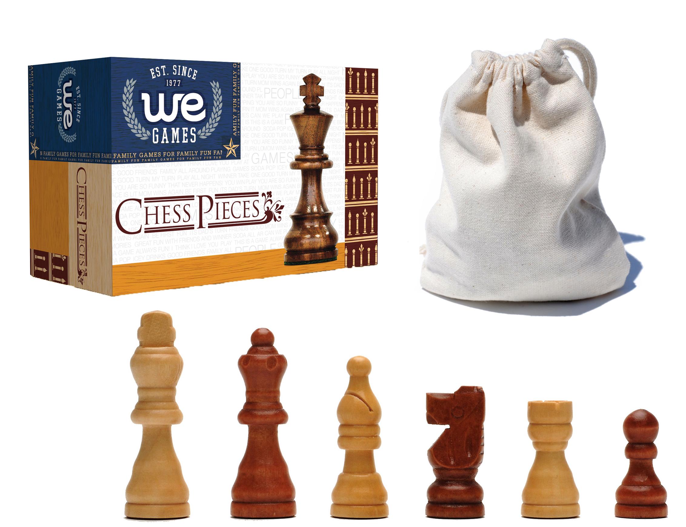 Wooden Chessmen