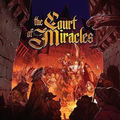 Court of Miracles Board Game