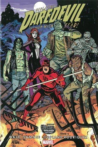 Daredevil by Mark Waid: Volume 7 HC - Used