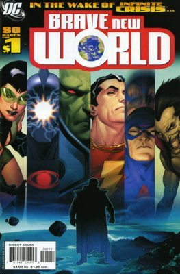 DCU: Brave New World (2006) no. 1 One Shot - Used