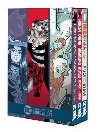 DC Graphic Novels for Young Adults Box Set: Resist Revolt Rebel