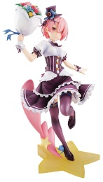 RE Zero: Starting Life RAM Birthday PVC Figure