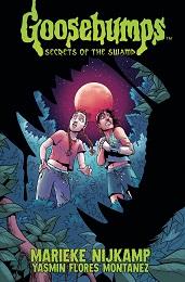 Goosebumps: Secrets of the Swamp TP