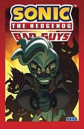 Sonic the Hedgehog: Bad Guys TP