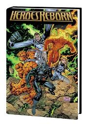Heroes Reborn Omnibus HC (New Printing)