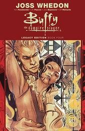 Buffy the Vampire Slayer Volume 4: Legacy Edition TP