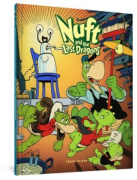 Nuft and the Last Dragons Volume 1: The Great Technowhiz