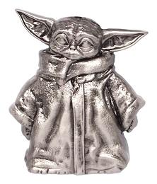 Star Wars The Mandalorian: The Child Pewter Lapel Pin