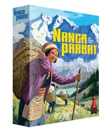 Nanga Parbat Board Game