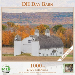 DH Day Barn Puzzle (1000 Pieces)