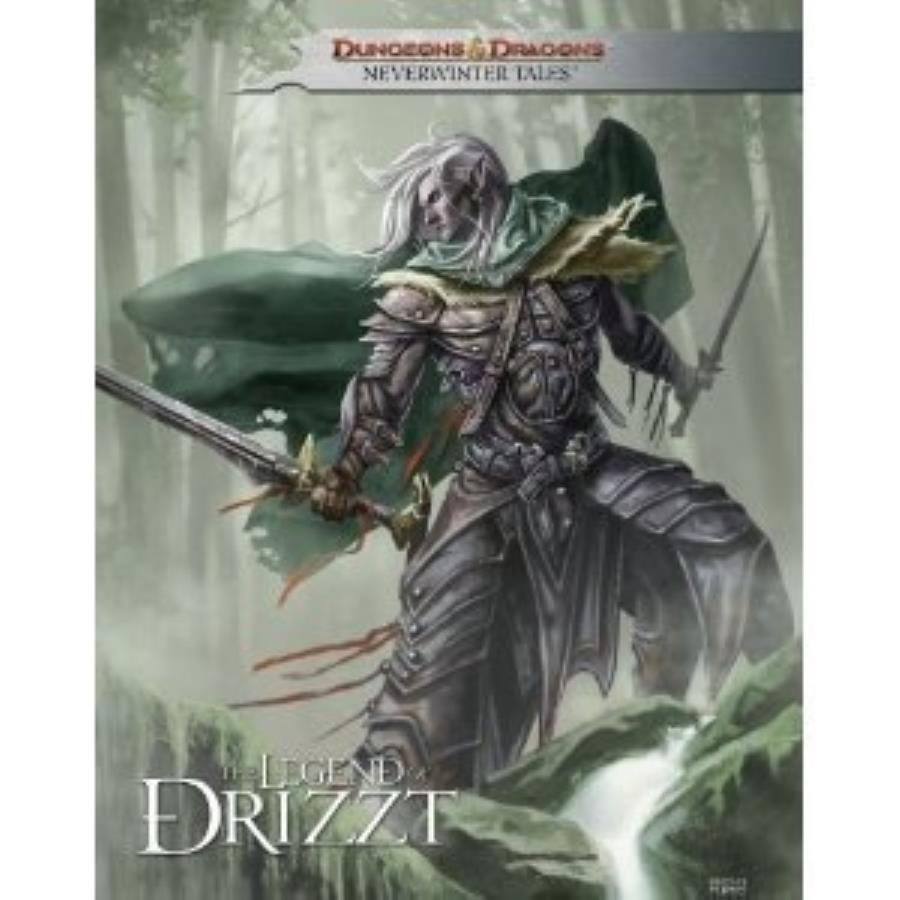 Dungeons and Dragons: Neverwinter Tales: The Legend of Drizzt GN - Used