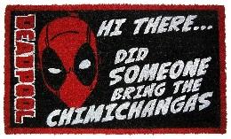 Deadpool - Chimichangas Doormat