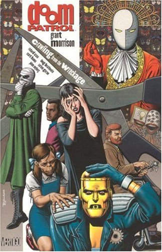 Doom Patrol: Volume 1: Crawling From the Wreckage TP - Used
