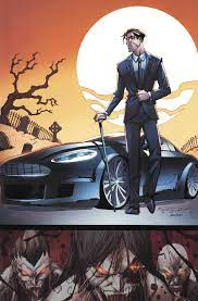Day Men no. 1 (2014)(NYCC Variant Cover) - Used