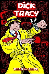Dick Tracy: Dead or Alive TP - Used