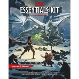 Dungeons and Dragons 5th Edition: Essentials Kit
