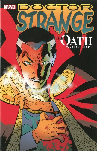 Doctor Strange: The Oath: TP - Used