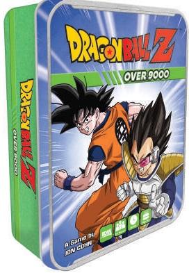 Dragon Ball Z: Over 9000! Board Game