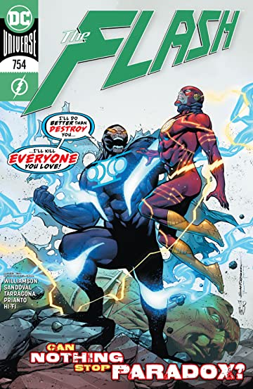 The Flash no. 754 (2016 Series)