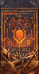 Flesh and Blood: Crucible of War Unlimited Booster Pack