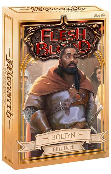 Flesh and Blood: Monarch: Boltyn Blitz Deck