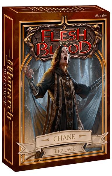 Flesh and Blood: Monarch: Chane Blitz Deck