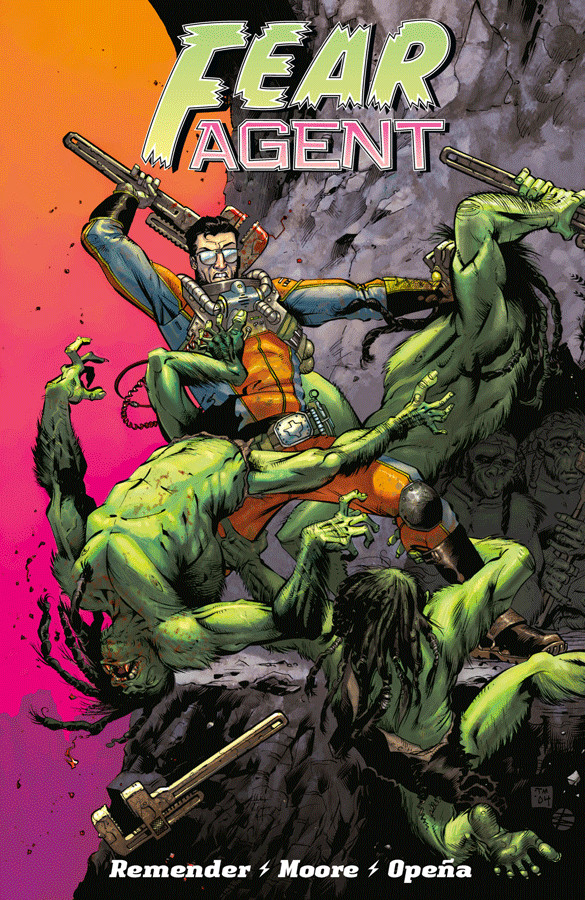 Fear Agent Volume 1 TP