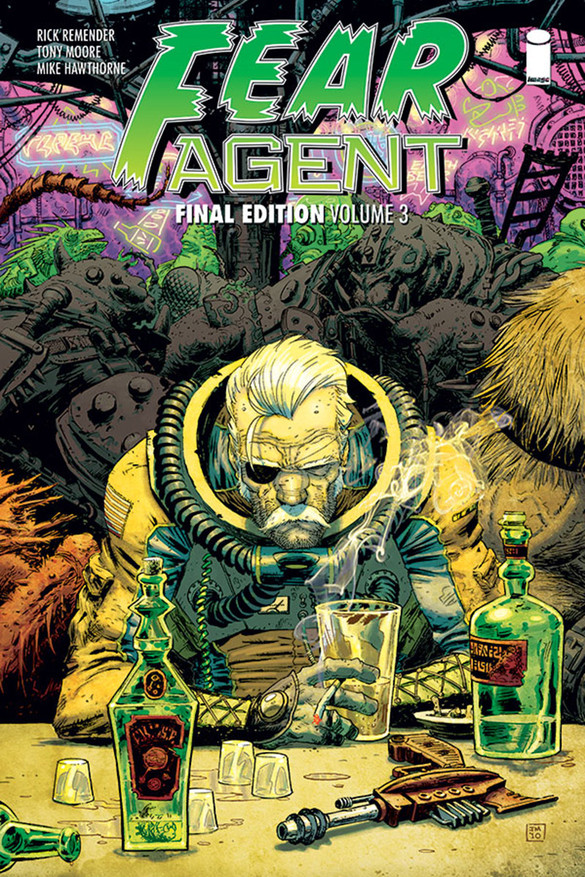 Fear Agent Volume 3 TP