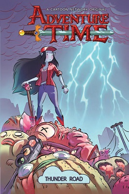 Adventure Time Original: Volume 12: Thunder Road TP