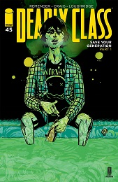 Deadly Class no. 45 (2014 Series) (MR)