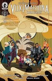 Critical Role: Vox Machina Origins III no. 2 (2021 Series)