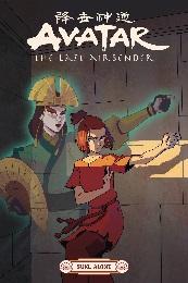 Avatar: the Last Airbender: Suki Alone TP