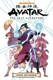 Avatar the Last Airbender: Smoke and Shadow Omnibus TP