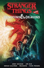 Stranger Things and Dungeons and Dragons TP
