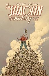 Shaolin Cowboy: Start Trek TP
