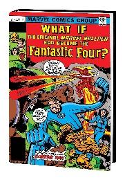 What If...? Original Marvel Series Omnibus Volume 1 HC (Jack Kirby Variant)