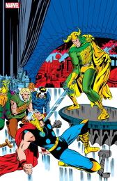 Loki Omnibus Volume 1 HC (Severin Variant)