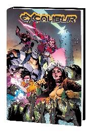 Excalibur: Volume 1 HC